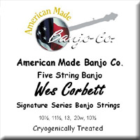 Wes Corbett Signature Strings<br>10.5-11.5-13-20w-10.5