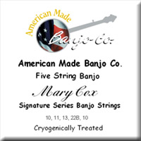 Mary Cox Signature Strings<br>10-11-13-22B-10