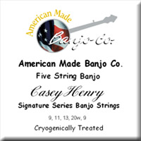 Casey Henry Signature Strings<br>9-11-13-20w-9