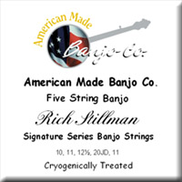 Rich Stillman Signature Strings<br>10-11-12.5-20JD-11