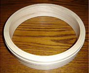 3 Ply Maple Banjo Rim