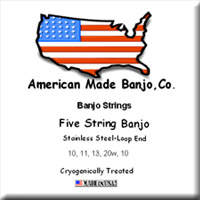 Build a Custom Set of Plectrum Banjo Strings