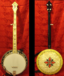 Kel Kroydon Original Style Banjo, models KK11 and KK46-11