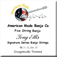 Tony Ellis Signature Strings<br>10-11-13-20w-10