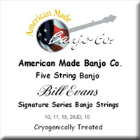 Bill Evans Signature Strings<br>10-11-13-20JD-10