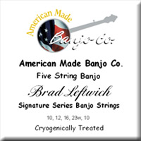 Brad Leftwich Signature Strings<br>10-12-16-23w-10