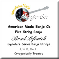 Brad Leftwich Signature Strings<br>9-10-13-20w-9