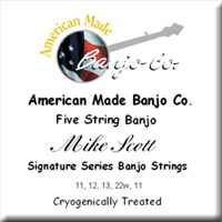 Mike Scott Signature Strings<br>11-12-13-22w-11
